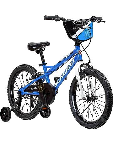 04ca9b1f24c Schwinn Koen Boy's Bike, Featuring SmartStart Frame to Fit Your Child's  Proportions, Some Sizes
