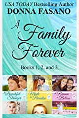 A Family Forever Series, Books 1, 2, and 3 Kindle Edition