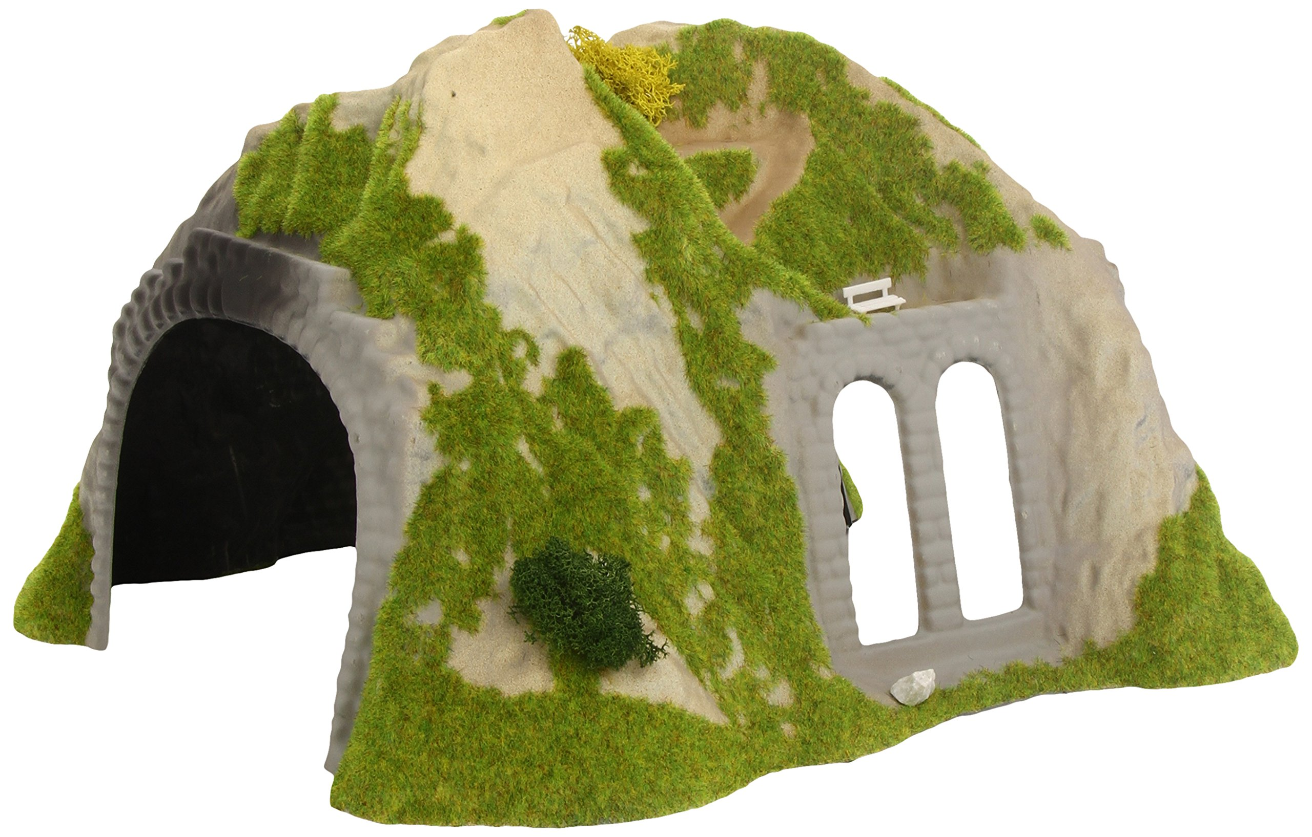 Noch 02430 30 x 28 cm Straight Tunnel Double Track Landscape Modelling