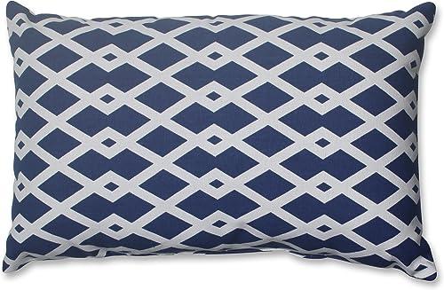 Pillow Perfect Rectangular Throw Pillow, Graphic Ultramarine