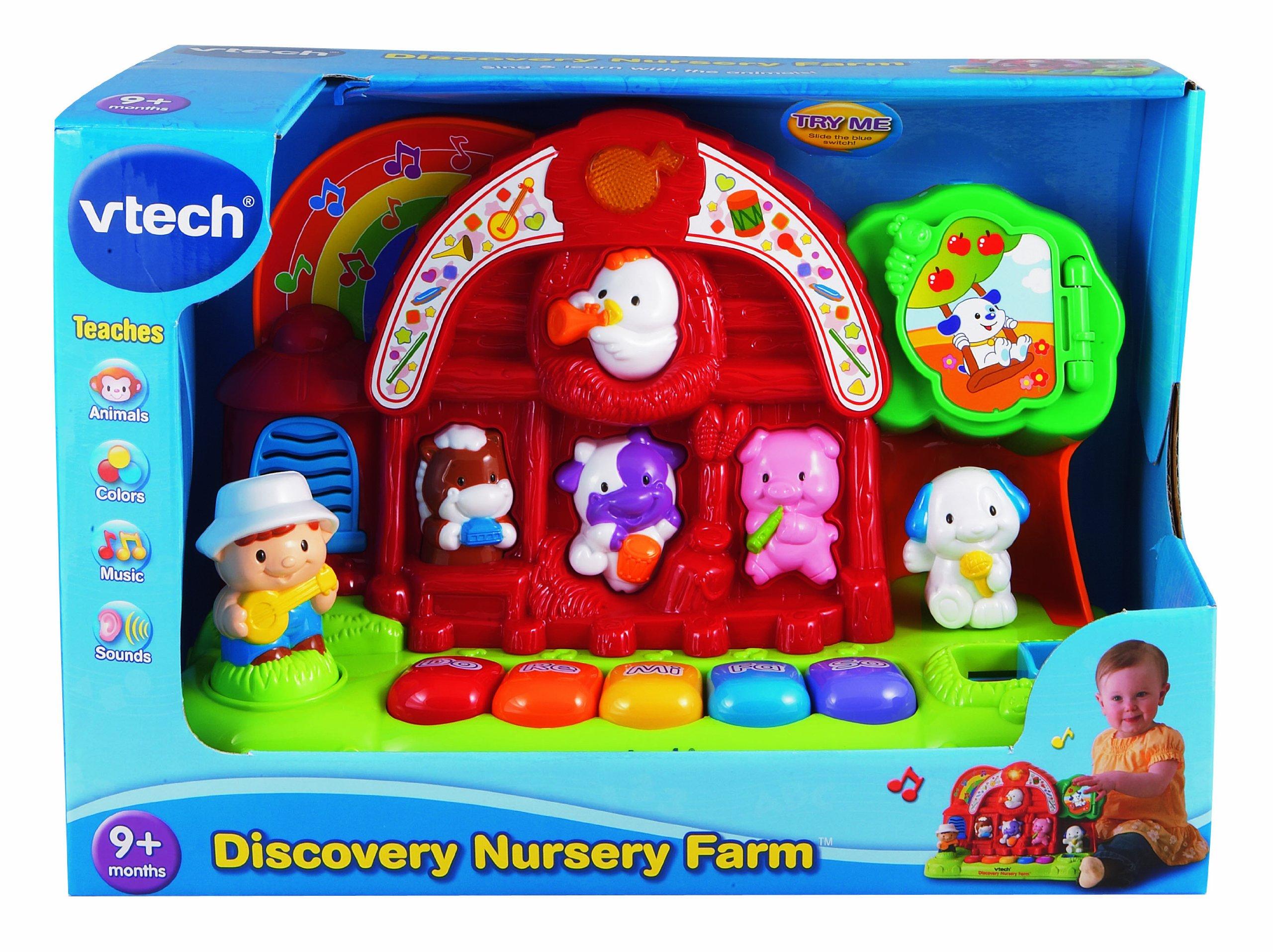 VTech - Discovery Nursery Farm