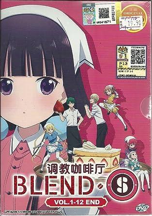 Blend S Complete Anime Tv Series Dvd Box Set 1 12 Episodes Amazon