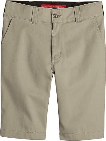 Desert Sand 10 Dickies Boys Slim Fit Flex Shorts