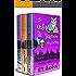 The Oxford Tearoom Mysteries Box Set Collection I (Prequel + Books 1 & 2)