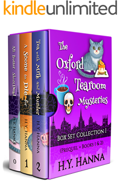 The Oxford Tearoom Mysteries Box Set Collection I Prequel Books 1 2 Kindle Edition By Hanna H Y Mystery Thriller Suspense Kindle Ebooks Amazon Com