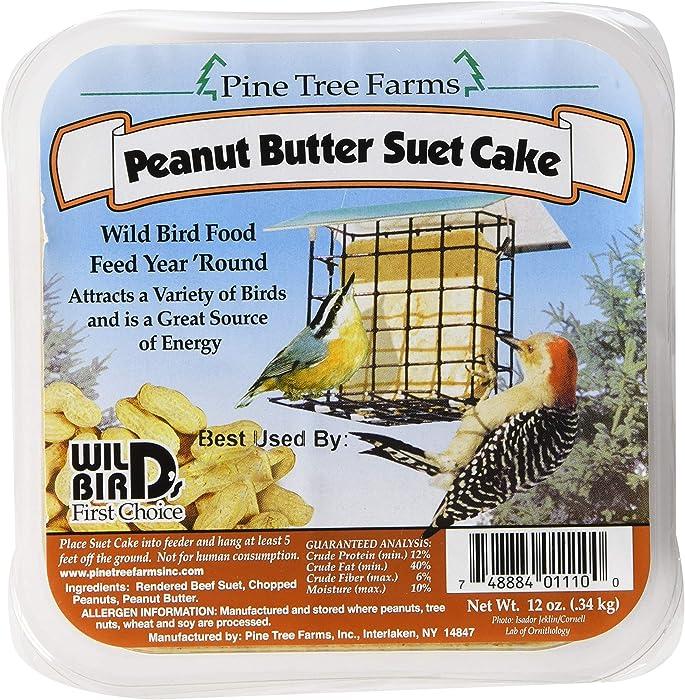 Pine-Tree-Farms-Peanut-Butter-Suet-Cake
