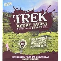 Trek Protein Berry Burst Multipack Bar, Pack of 12