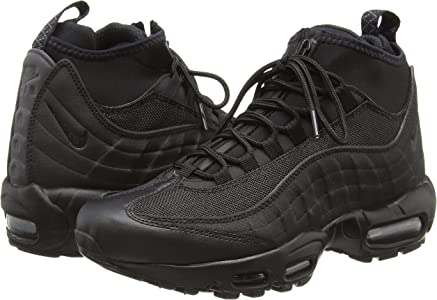 factory price 1f648 cceaf AIR MAX 95 Sneakerboot - 806809-002. Nike AIR MAX 95 SNEAKERBOOT mens  running-shoes 806809-002 7.5 - Black