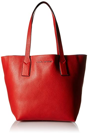 Marc Jacobs Tote Bag, Black, Leather, 2017, one size