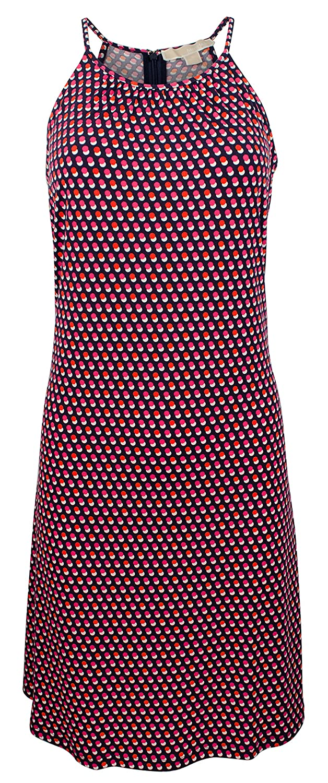 50bc4fb3fa40 Michael Kors Women s Clara Halter Dress at Amazon Women s Clothing store