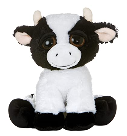 d76ab62ce6b Image Unavailable. Image not available for. Color  Aurora World Dreamy Eyes  Plush Maybelle Cow ...