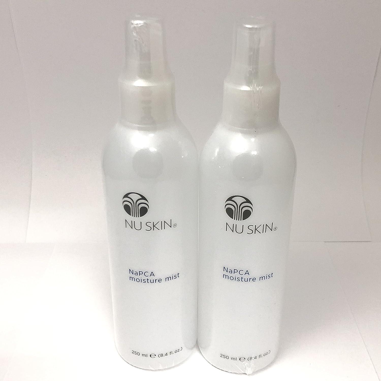 Nu Skin Napca Moisture Mist 2 Bottles Home Kitchen Moist