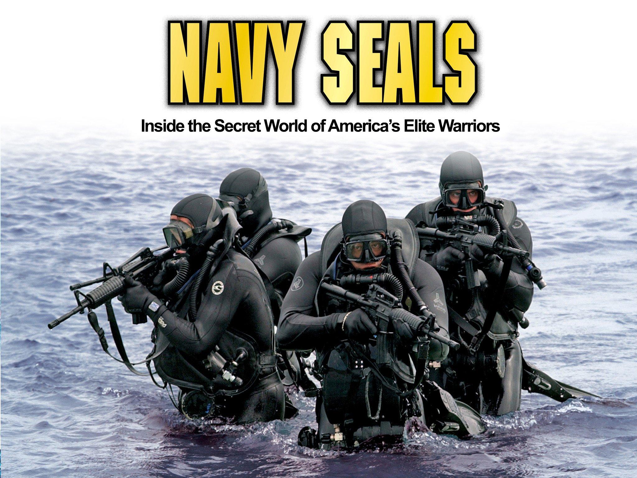 Amazon com: Watch Navy Seals | Prime Video