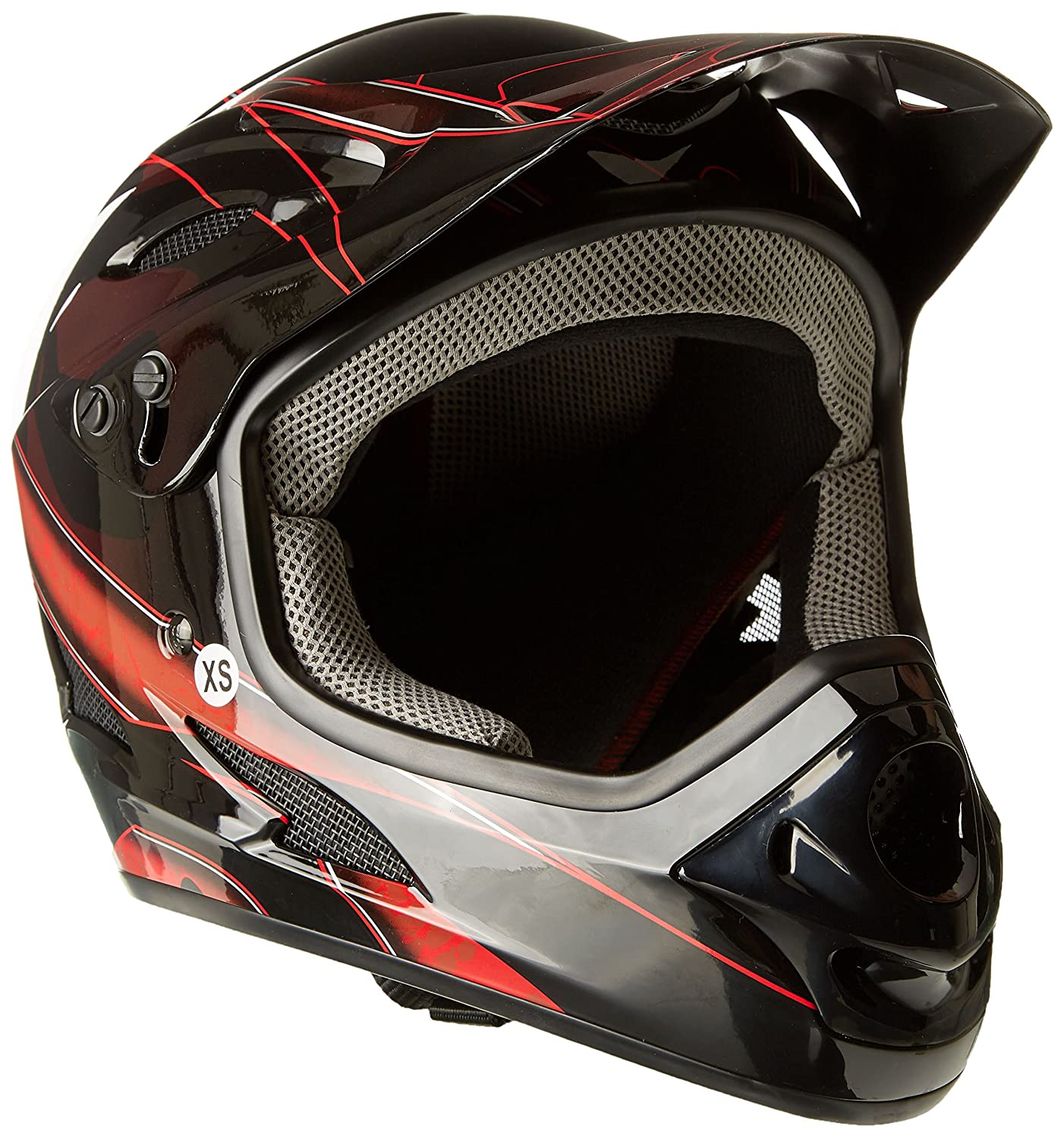 Kali Protectives Savara FF - Casco de Ciclismo, Color Negro ...