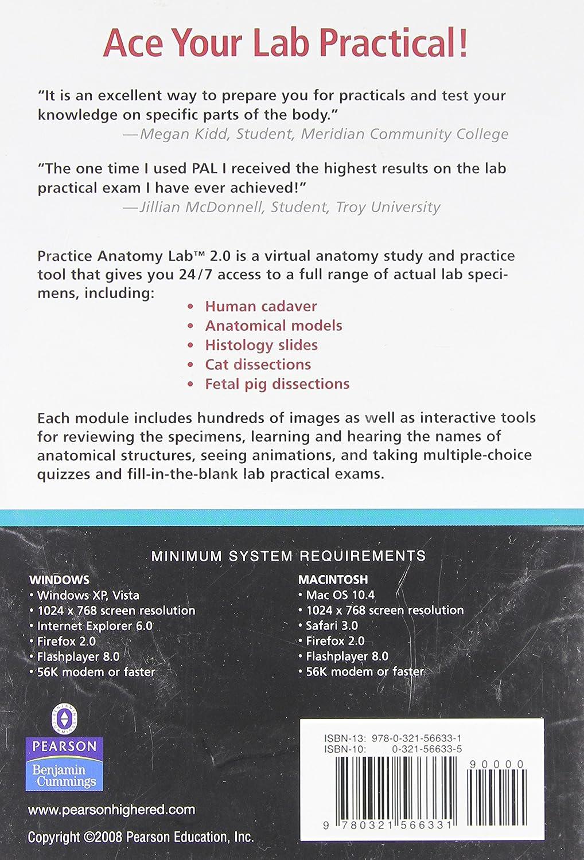 PAL: Practice Anatomy Lab, Version 2 0