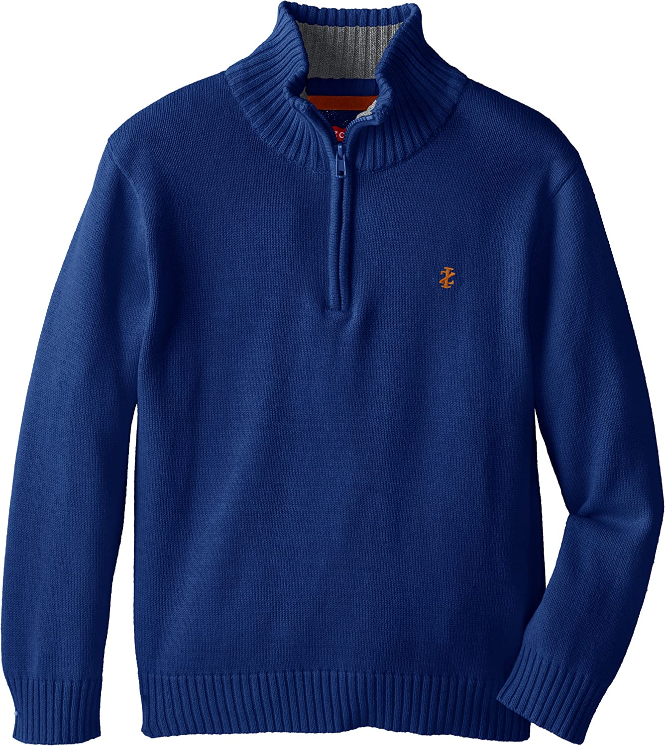 IZOD Boys' Half-Zip Sweater 91srBMxJGXL