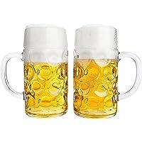 Van Well conjunto de 2 jarras de cervezas