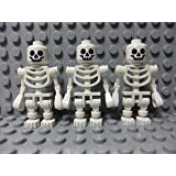 Lego skeletons x 3