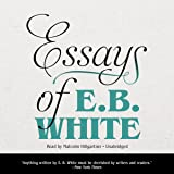 com great american essays audible audio edition walter  essays of e b white