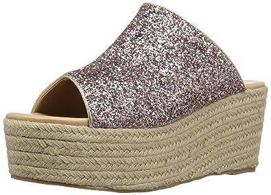 28250f45946 Penny Loves Kenny Women s Fickle Platform Sandal Gold Multi 9.5 ...
