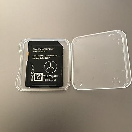 amazon com 2017 2018 mercedes benz glc e c class map sd card rh amazon com Garmin Dashboard Garmin 4 Pin Connector