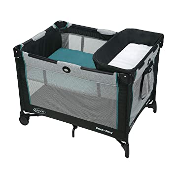 df5d5e66e7fad Image Unavailable. Image not available for. Color  Graco Pack  n Play  Playard Simple Solutions Portable ...
