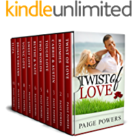 Twist of Love: Heartwarming Romance Collection