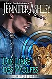 Die Liebe des Wolfes: Shifters Unbound 4.5 (German Edition)