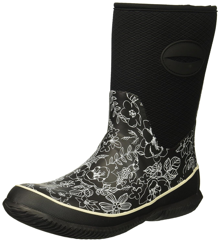 Western Chief Women's Cold Rated Neoprene Memory Foam Snow Boot B01MT9P7HT 7 B(M) US Sketch Flowers