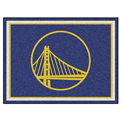 FANMATS 17451 NBA Golden State Warriors Rug: Automotive