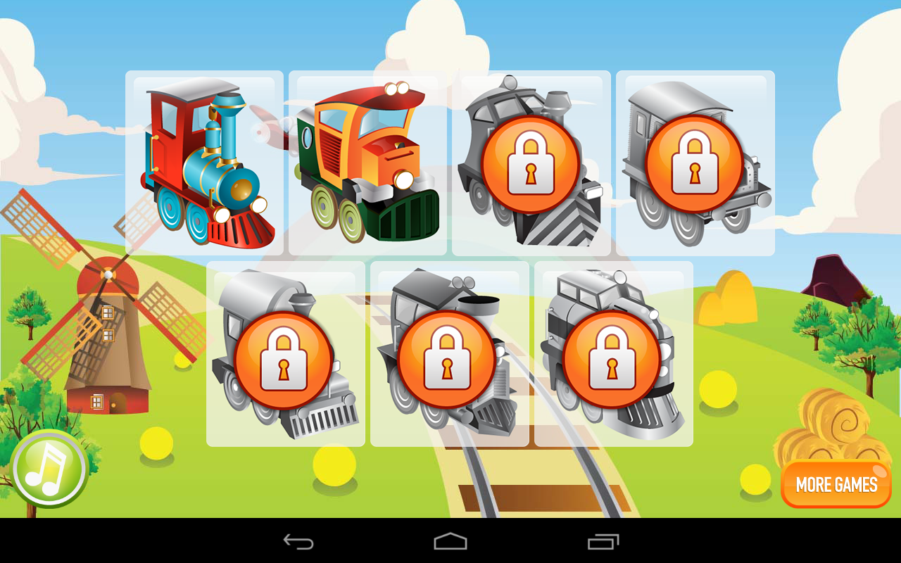 amazon com kids abc trains lite appstore for android