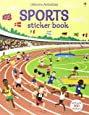 Sports Sticker Book (Usborne Sticker Books)