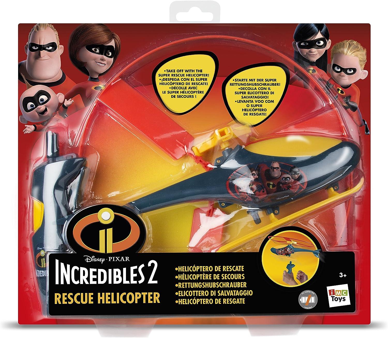 Increibles- Helicóptero Rescate (IMC Toys 500082): Amazon.es: Juguetes y juegos