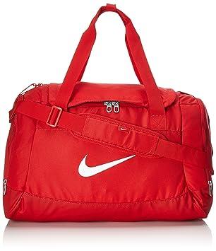43 Nike Club De Duffel Swoosh Deporte Liters S Team Rojo Bolsa 84rgq8T