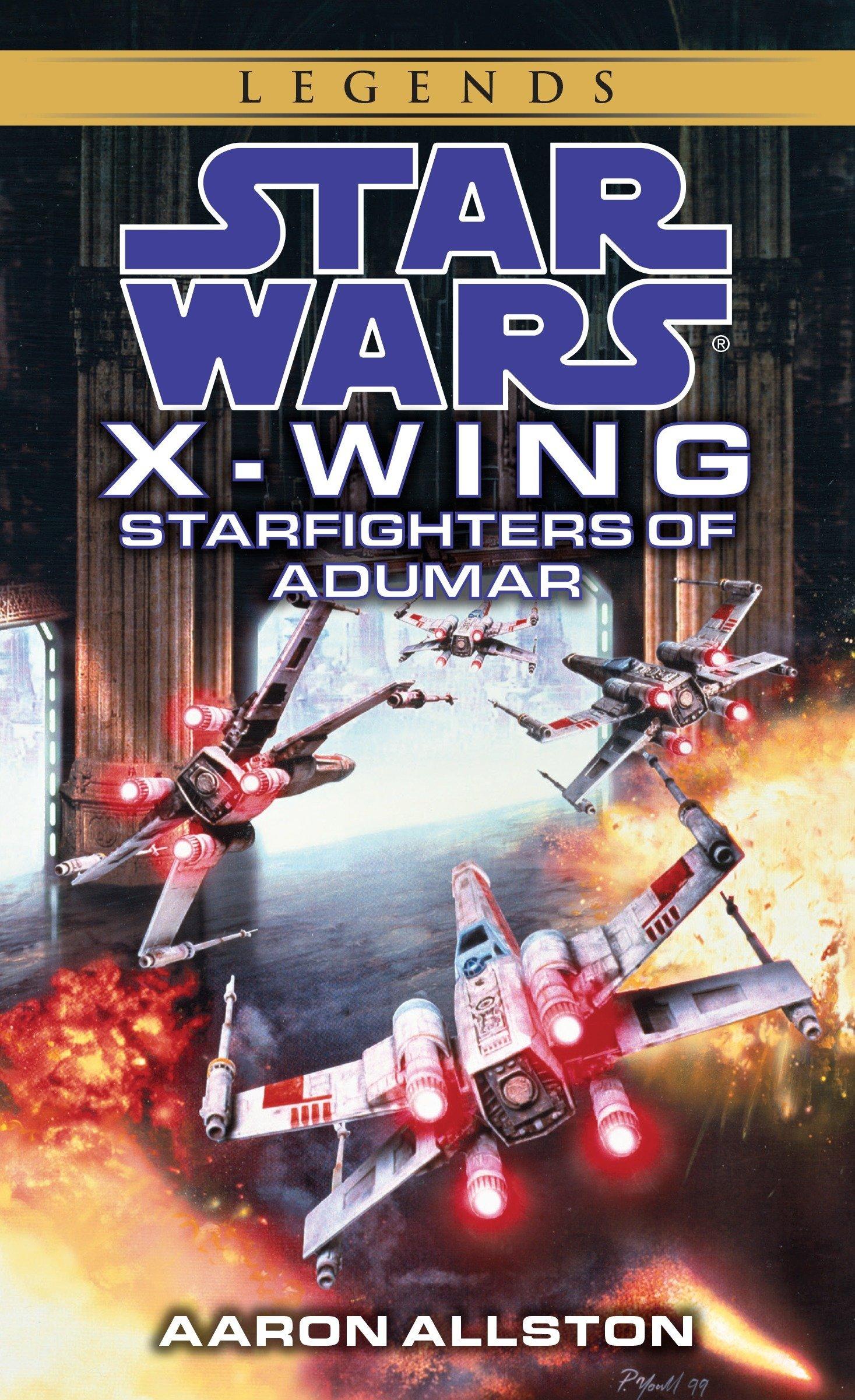 x wing novels