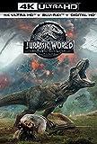 Jurassic World: Fallen Kingdom [4K] [Blu-ray]