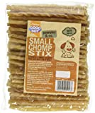 Good Boy Rawhide Small Chomp Stix , 100 Dog Chews 115mm x 5-9mm