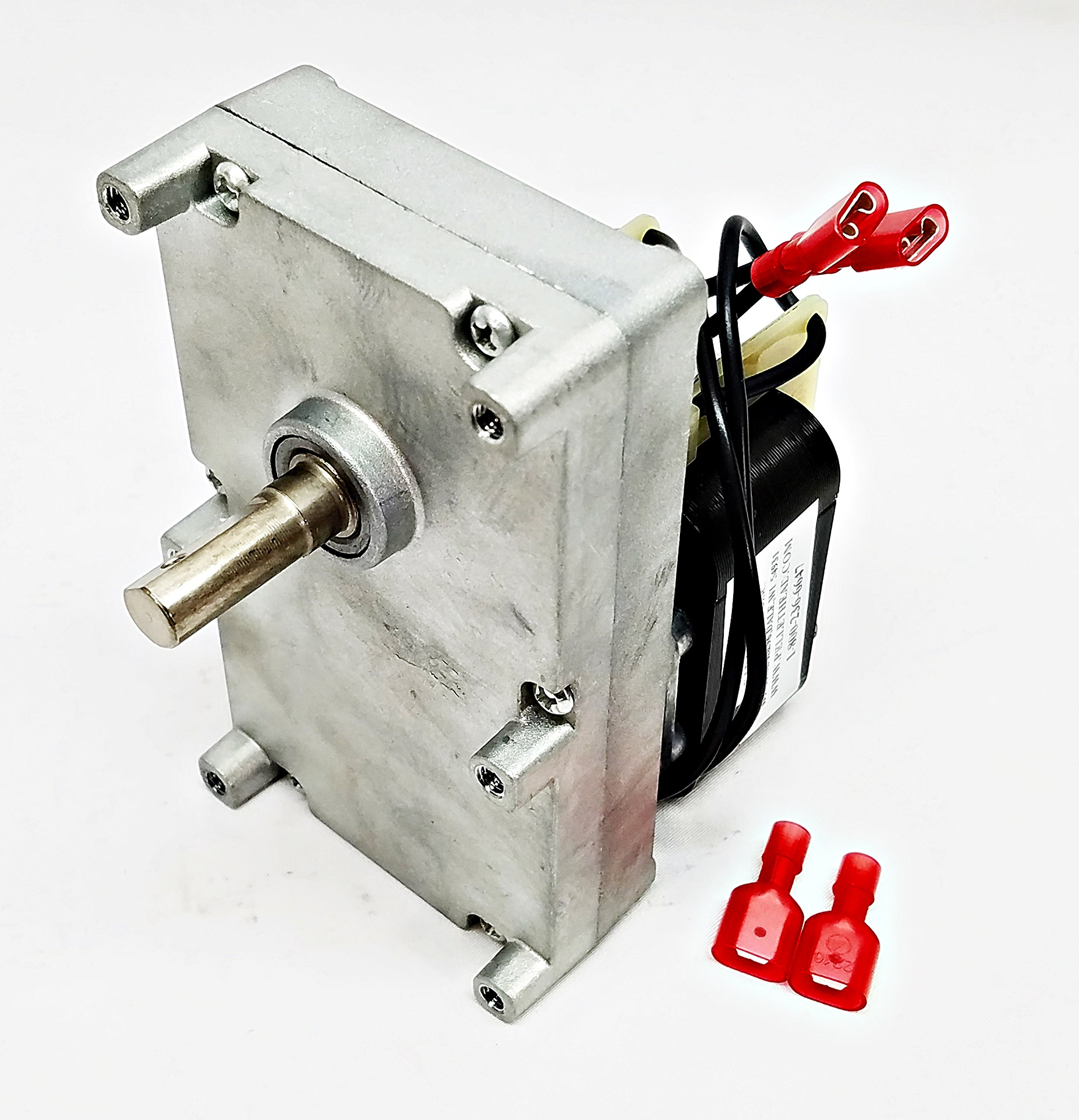 American Harvest 4 RPM Clockwise Auger Feed Motor W/Hole 80456 - XP7004 No Minimum Require! by PelletHead