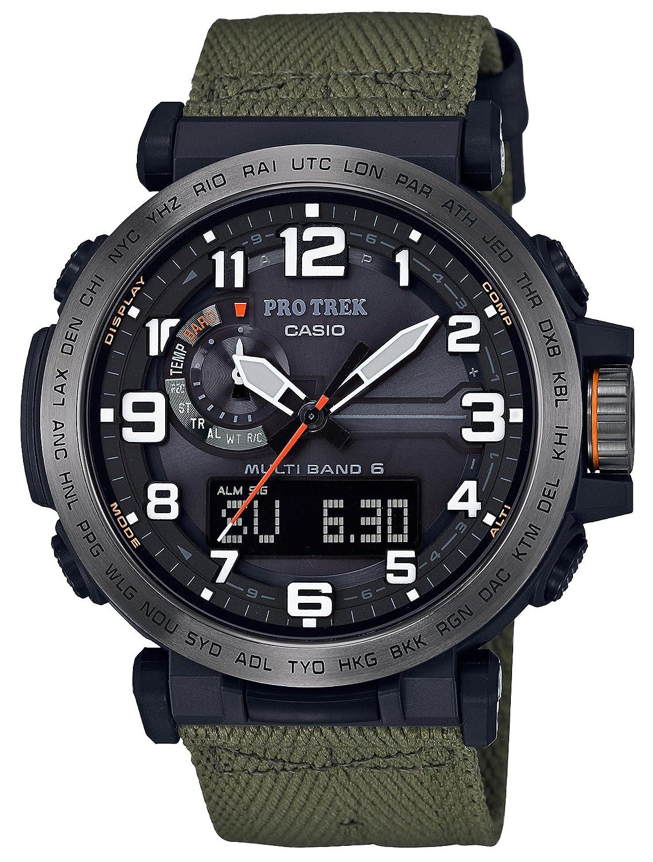 [カシオ]CASIO 腕時計 プロトレック 電波ソーラー PRW-6600YB-3JF メンズ B079YFL5DC