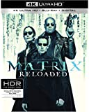 Matrix Reloaded, The (4K Ultra HD) [Blu-ray]
