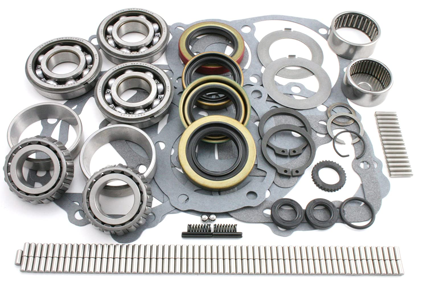 All Chevy chevy 205 transfer case : Amazon.com: Transparts Warehouse BK205GDM GM Chevy Dodge NP205 ...