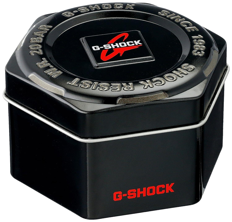Amazon.com: Casio GW-9400-1CR Master of G Reloj de cuarzo ...