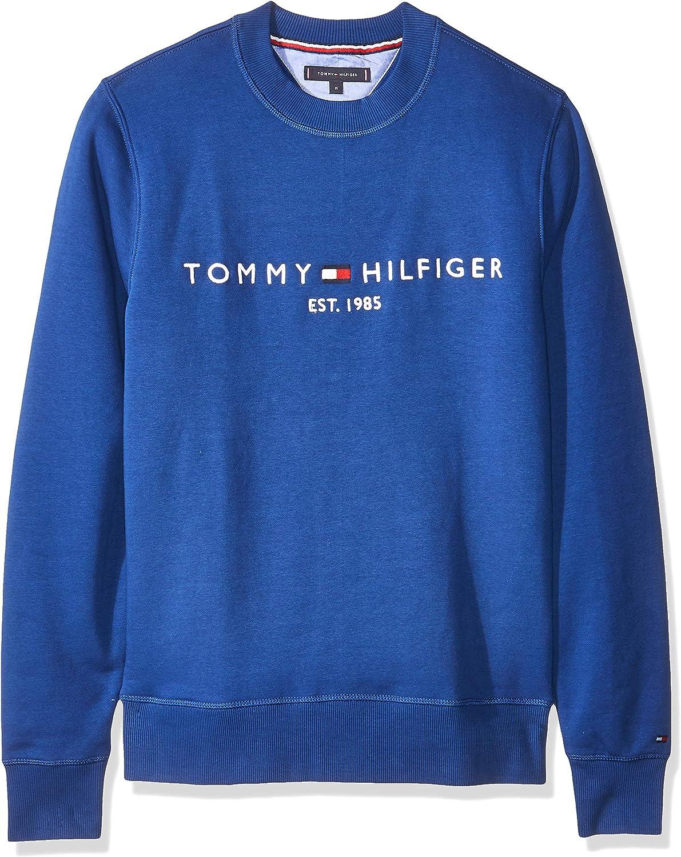 Tommy Hilfiger Sudadera 1985 Azul Hombre