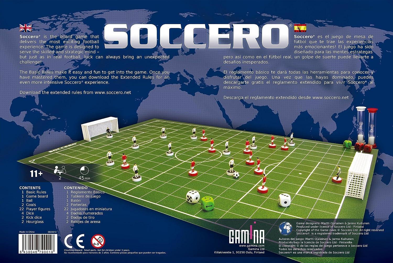 Soccero: Amazon.es: Juguetes y juegos