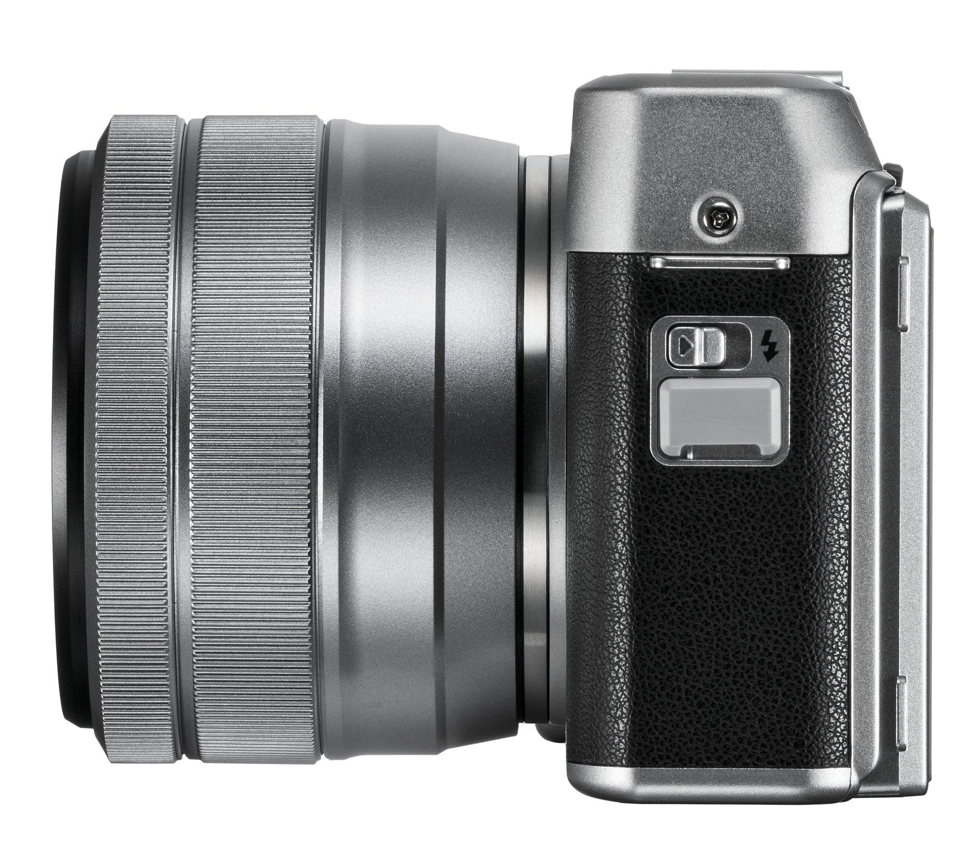 Fujifilm X-A5 Mirrorless Digital Camera w/XC15-45mmF3.5-5.6 OIS PZ Lens - Silver by Fujifilm (Image #8)