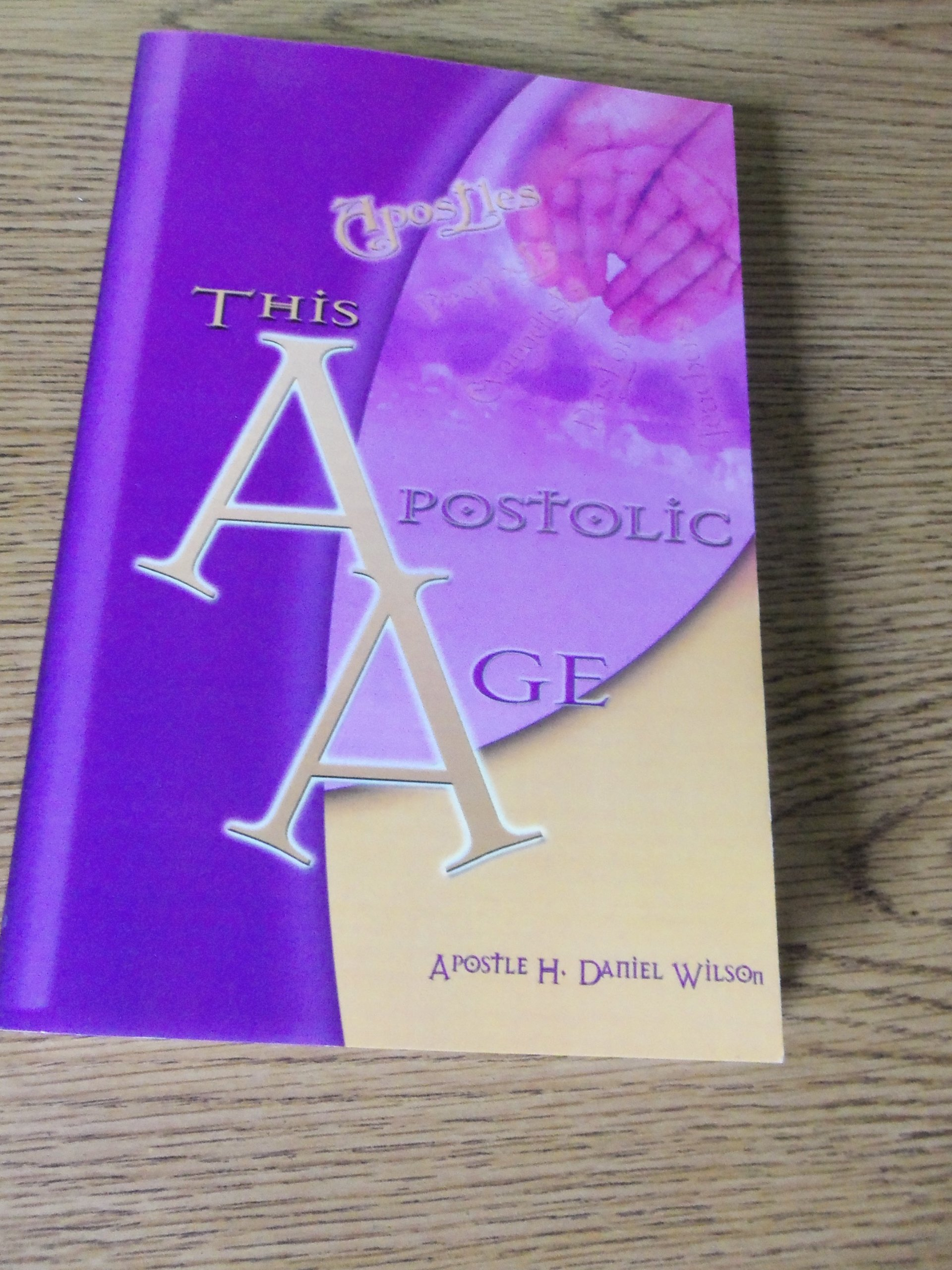 Read Online This Apostolic Age pdf