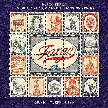 Fargo Season 3 Vinyl Lp Ost Various Amazonde Musik