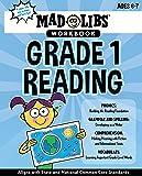 Mad Libs Workbook: Grade 1 Reading (Mad Libs Workbooks)