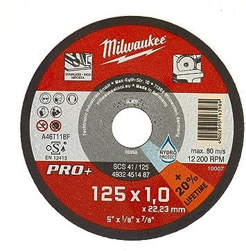 Milwaukee 4933459443 rot//schwartz
