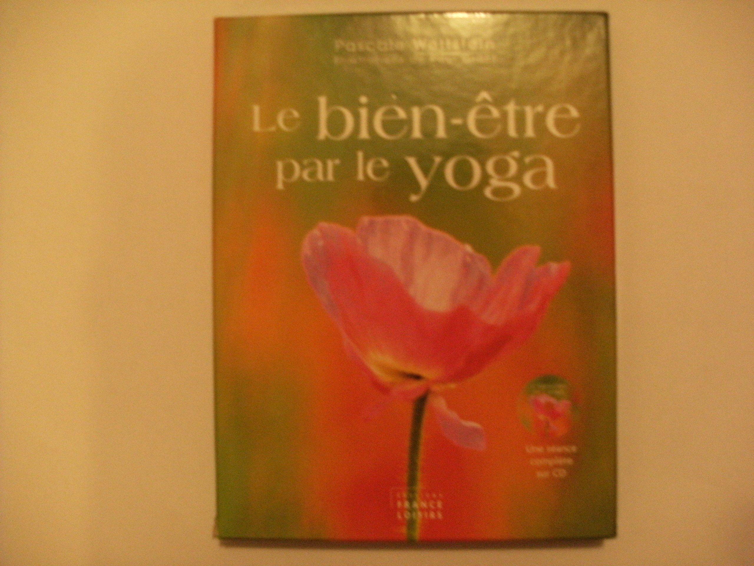 Amazon.fr - Le Bien Être Par Le Yoga-coffret avec 80 fiches - livret et 1  seance complete sur cd - pascale wettstein - Livres 6b19f43a544